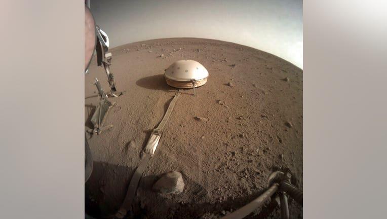 Space Mars Quakes