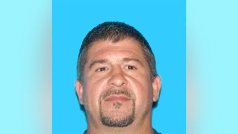 Booking photo of Alan Fratello Jr.