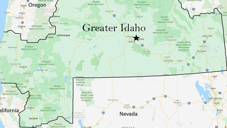 Leave Oregon for Idaho?