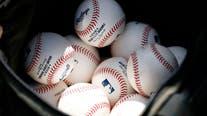 Team draws 13 walks in single inning