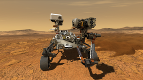 Meet Perseverance: Mars rover gets name ahead of planned July launch