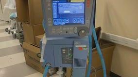 Northwell Health using modified BiPAP machines as ventilators