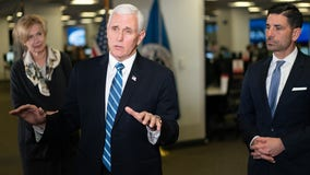 Pence says White House not considering a nationwide coronavirus lockdown