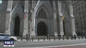 New York archdiocese cancels all masses in New York