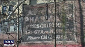 'Ghost signs' tell the history of NYC's businesses