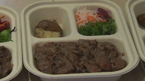 Restaurant lunch box lunches for busy New Yorkers