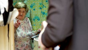 Volunteers work to provide meals for Holocaust survivors amid coronavirus crisis