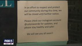 Left reeling by coronavirus shutdowns, restaurants turning to crowdsourcing and social media for help