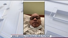 New York man with DC ties says he's 'fighting as hard as I can' while battling coronavirus