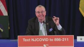 NJ has 2nd-biggest coronavirus caseload in US