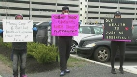 Amazon worker fired after coronavirus protest on Staten Island