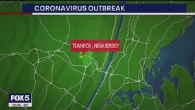 Entire New Jersey town told to self-quarantine