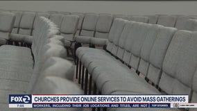 Places of worship cancel, livestream and hold drive-thru services in wake of global pandemic