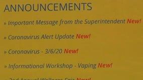 Long Island schools prepare for spread of coronavirus
