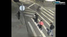 NYPD searching for four suspects who beat, robbed elderly man in the Bronx