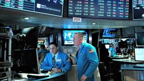 Dow, S&P and Nasdaq score biggest point gains ever as stocks make coronavirus comeback