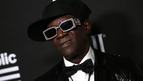 Public Enemy kicks out Flavor Flav after campaign dispute