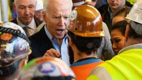 Biden, on video, lashes out at Detroit worker in profanity-laced gun dispute