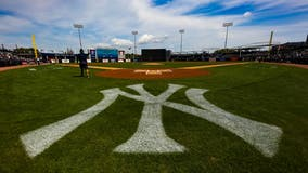 Yankees minor leaguer has virus, 1st MLB-affiliated player