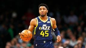 NBA star Donovan Mitchell tests positive for coronavirus