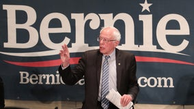 Bernie Sanders moves ahead with campaign despite disappointing primary