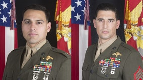 2 US Marines killed in Iraq