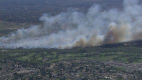 Mann Fire burning in Norco now 100 percent contained