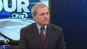 Congressman Mark DeSaulnier in critical condition after hospitalized for pneumonia