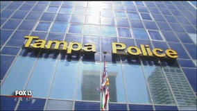 Tampa police officer tests positive for COVID-19; 35 officers quarantined