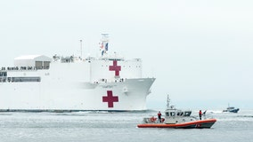USNS Comfort hospital ship to treat COVID-19 patients, Cuomo says