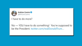 Cuomo to Trump: Do something—you're the president
