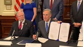 Texas declares public health disaster, closes restaurant dining rooms and schools