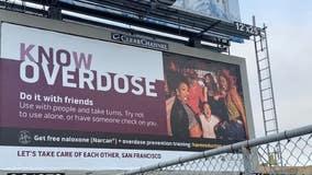 San Francisco supervisor: Drug overdose billboard sends wrong message