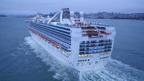 VP Pence: 21 people on Grand Princess cruise ship positive for coronavirus