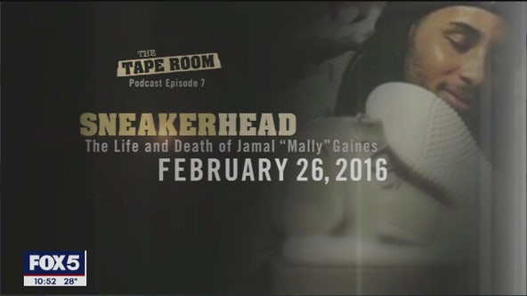 """The Life and Death of Jamal """"Mally"""" Gains   The Tape Room"""