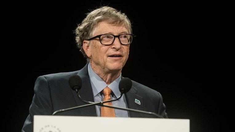 GETTY Bill Gates