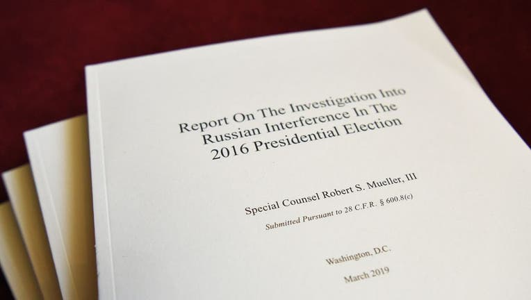 US-POLITICS-INVESTIGATION-MUELLER-REPORT