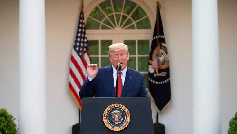 President Trump extends social distancing