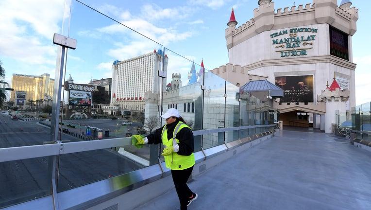 Las Vegas Casinos To Close Their Doors In Response To Coronavirus Pandemic