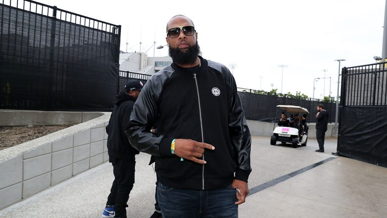 Slim Thug - GETTY IMAGE
