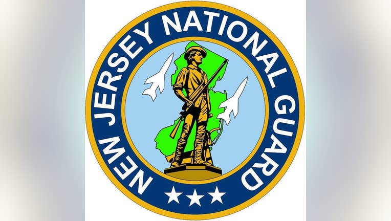 New Jersey National Guard logo