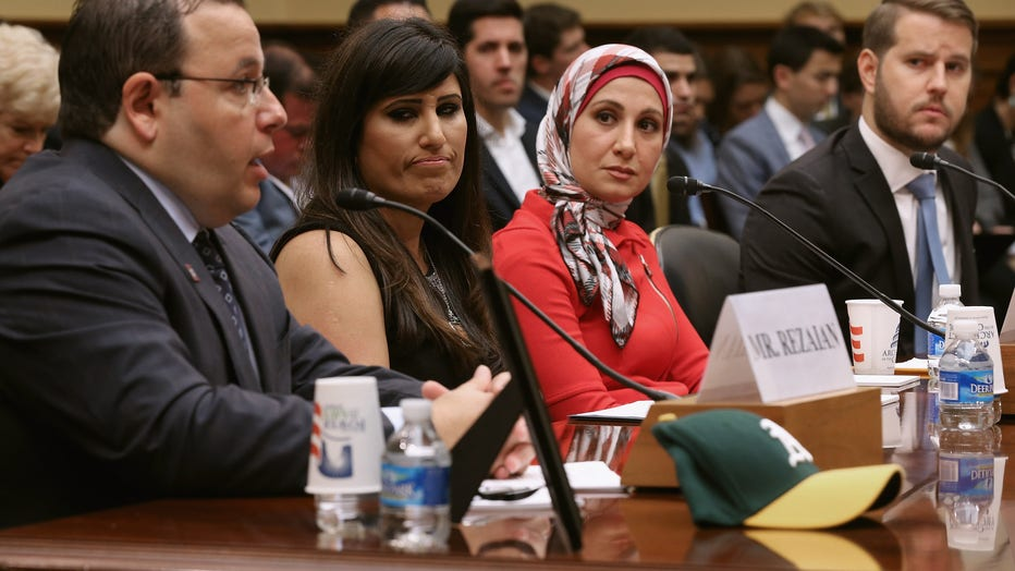 House Foreign Affairs Committee Hears Testimony From Family Members Of Americans Detained In Iran