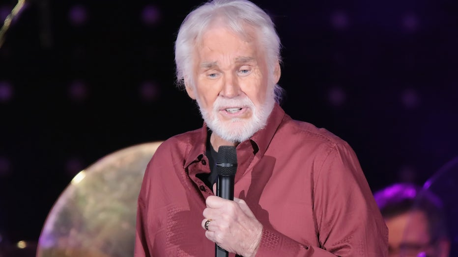 Kenny Rogers In Concert - Atlantic City, New Jersey