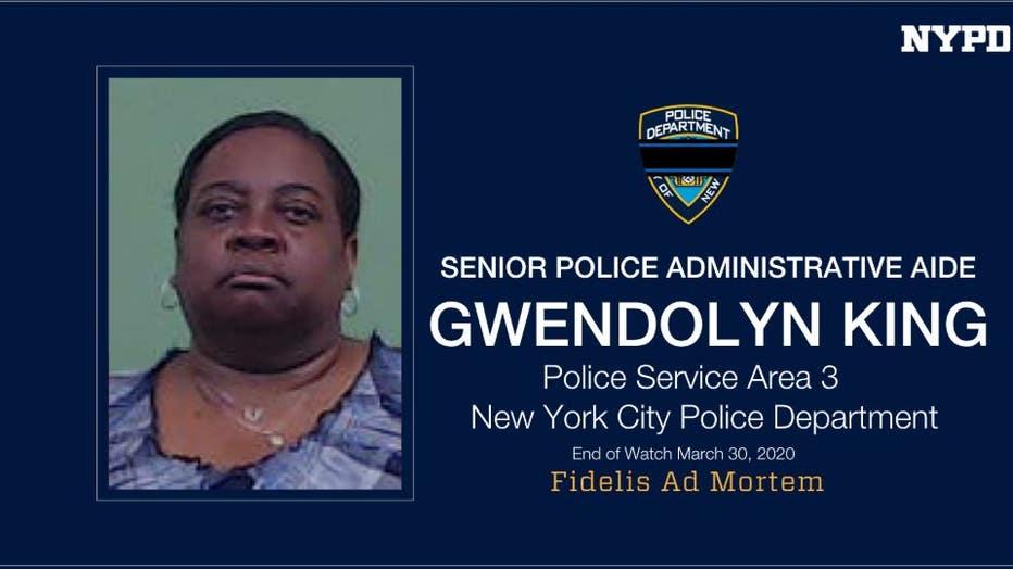Gwendolyn King