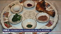 Celebrating Passover while observing 'social distancing'