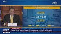 Gov. Andrew Cuomo gives coronavirus update
