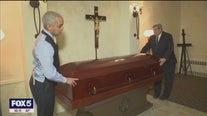 NYC funeral homes say they are being overwhelmed by the coronavirus pandemic