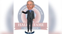 Dr. Anthony Fauci of the White House Coronavirus Task Force is getting his own bobblehead