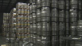 Arizona beer distributor dumps thousands of kegs due to low demand during pandemic