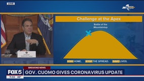 Cuomo: Over 113,000 coronavirus cases in NY, more than 3,500 dead